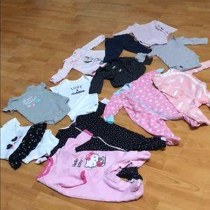 Baby 0-3 months 12 pc bundle 🥰